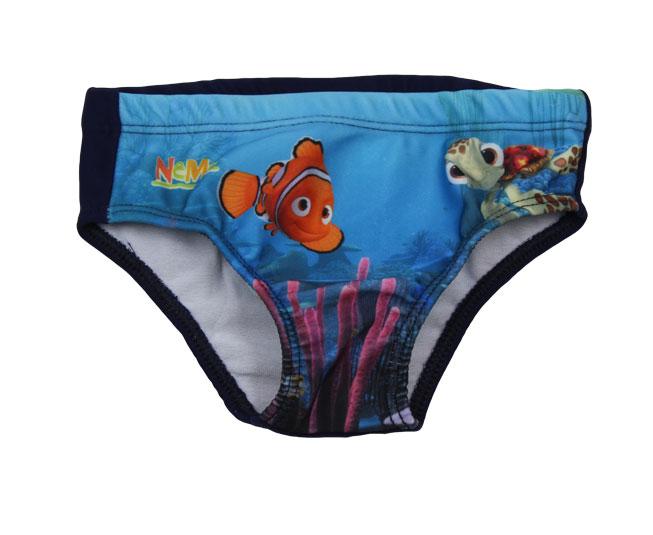 Sunga Infantil Tip Top Casual Marinho Estampada Nemo