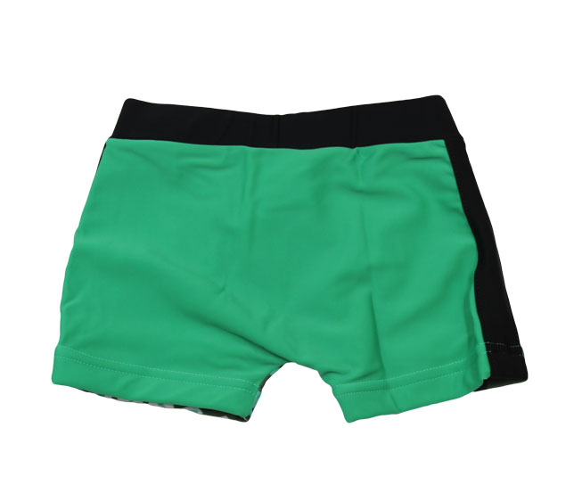 Short Infantil  Tip Top Casual Verde Estampada Ben 10