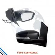 Retrovisor Externo Direito Vw Fox 2010-2014 - Metagal