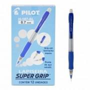 Lapiseira Super Grip 0.7 mm - Pilot CX 12 UN