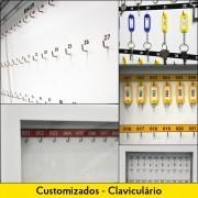 Quadro para Chaves Claviculário - Clace