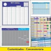 Quadros para Concessionárias - Customizados