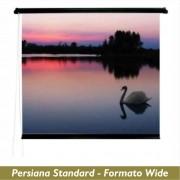 Tela Persiana Standard no Formato Wide 16:10 - Clace 1 UN