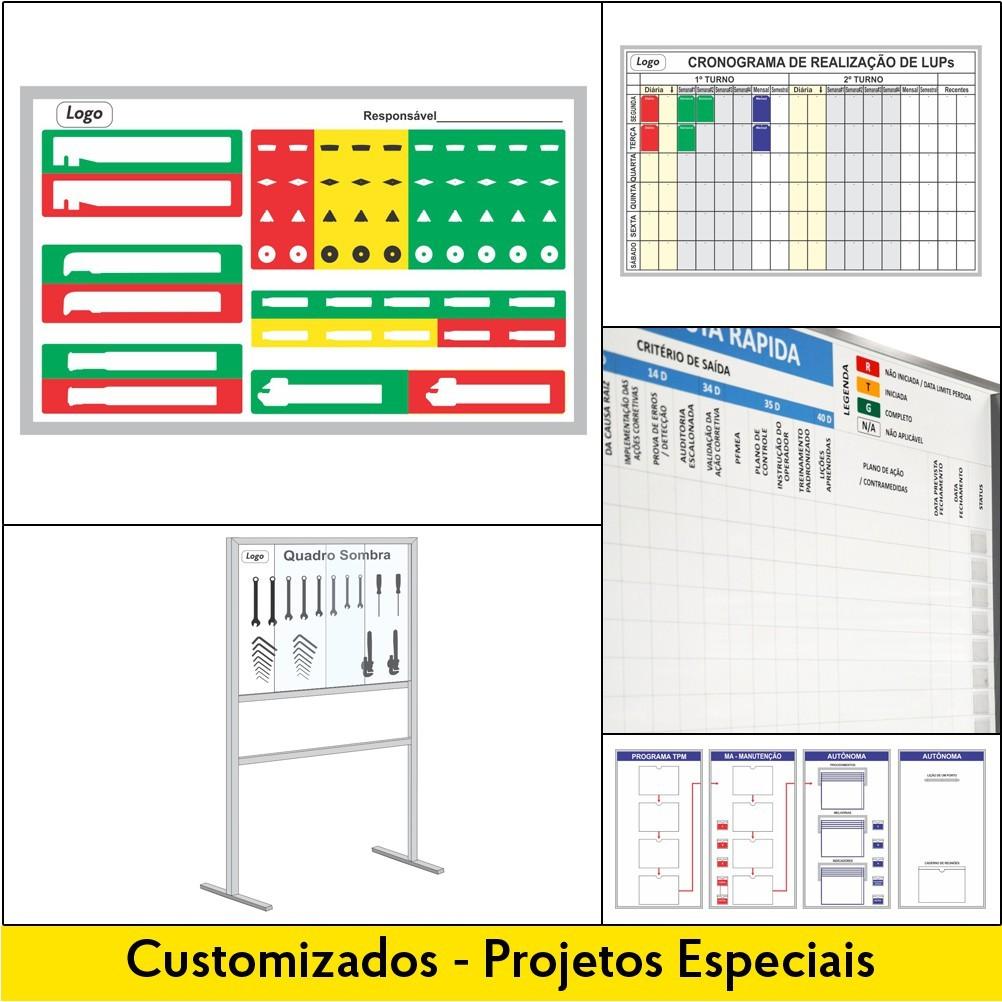 Projetos Especiais - Customizados
