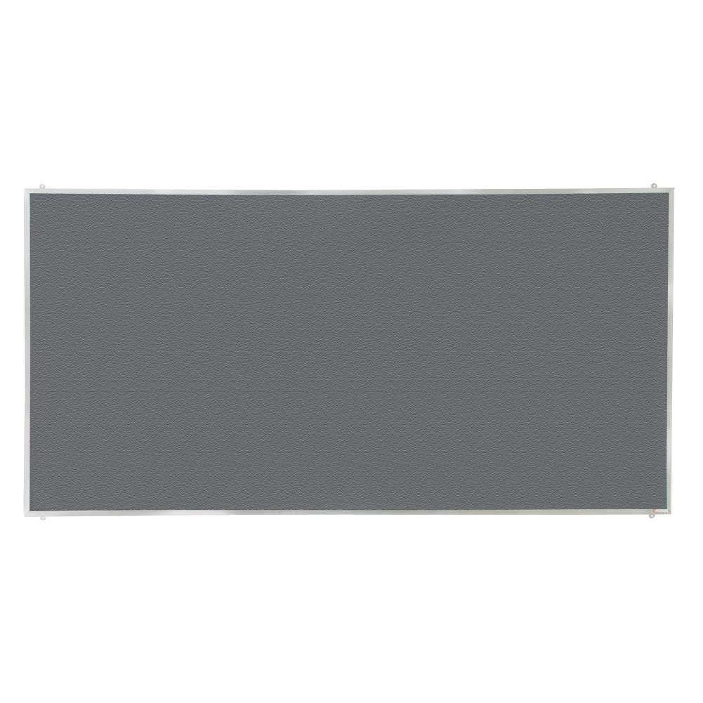 Quadro de Avisos em Feltro Cinza 90 x 67 cm (L x A) - Clace 1 UN