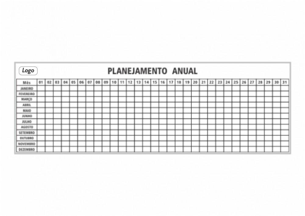 Quadro de Planejamento Anual - Clace 1 UN