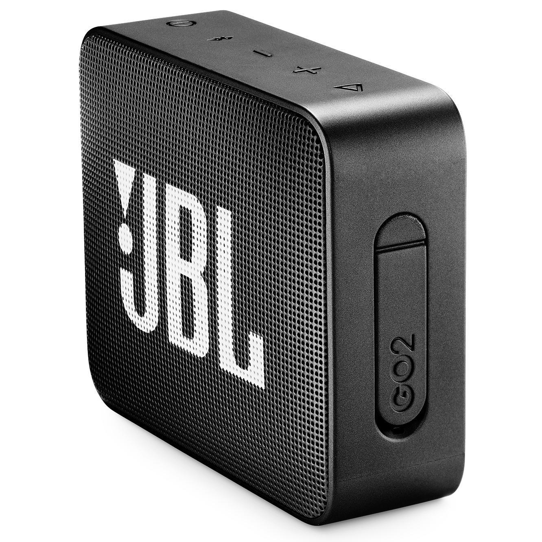 Caixa De Som Jbl Go2 Portatil Bluetooth Blk
