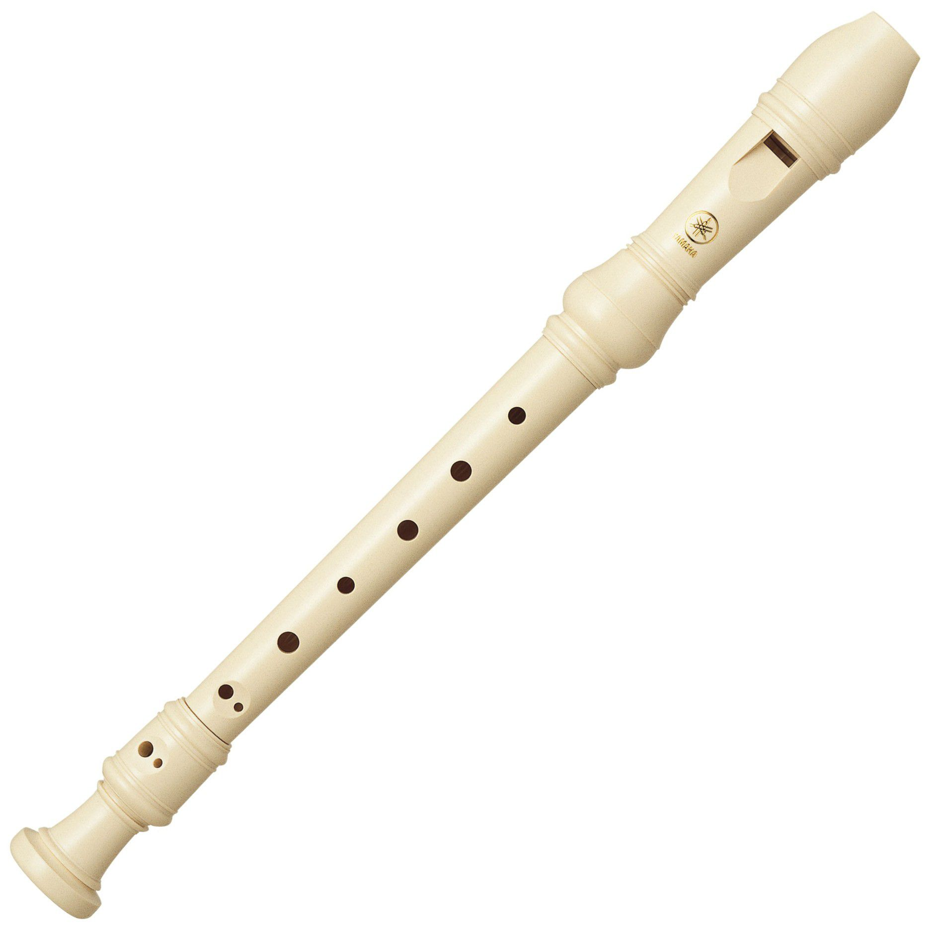 Flauta Doce Yamaha Soprano Barroca Yrs24B