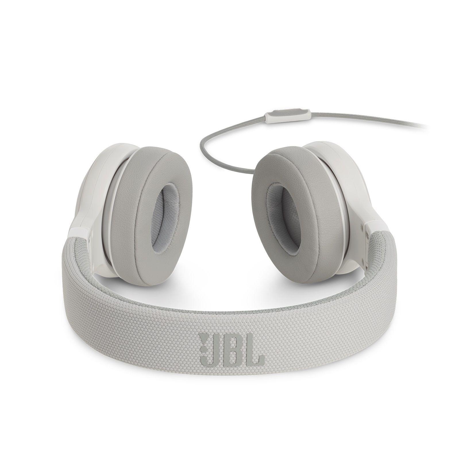 Fone De Ouvido Jbl E35 Wht On Ear