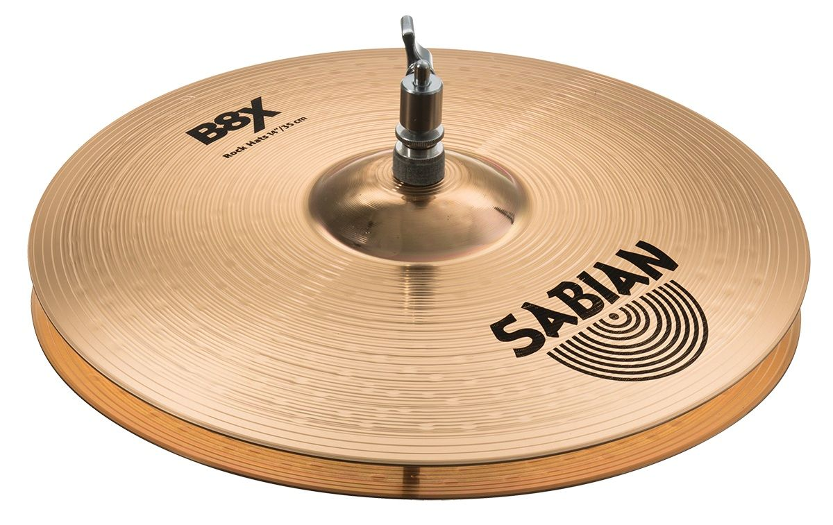 Prato Sabian Chimbal 14 B8X B8 1402X Hit Hat
