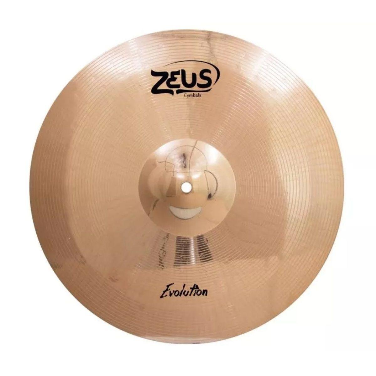 Prato Zeus Evolution Crash 16 Zevc16 Liga B10