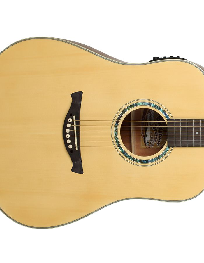 Violao Tagima Folk Eletrico Tw25 Ns Natural Fosco
