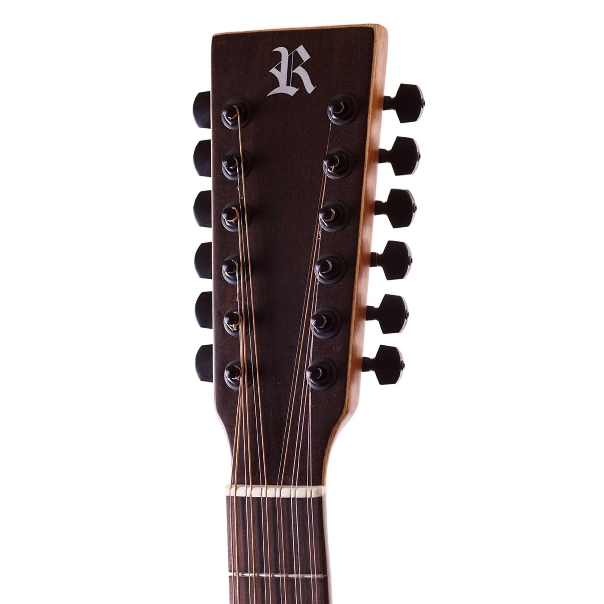Violao Rozini Presenca Brasil Folk 12 Cordas Rx415At