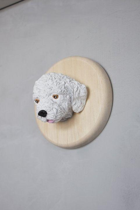 Cachorro Decorativo Cacau