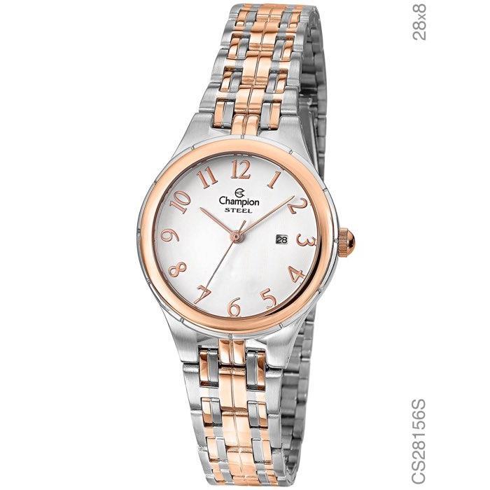 d41b37cef80 Relógio Champion Feminino Ref  Cs28156s