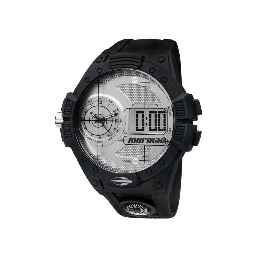 030c43bd40f Relógio Mormaii Masculino Ref  Mo2568ab 8b - Relógios Web Shop