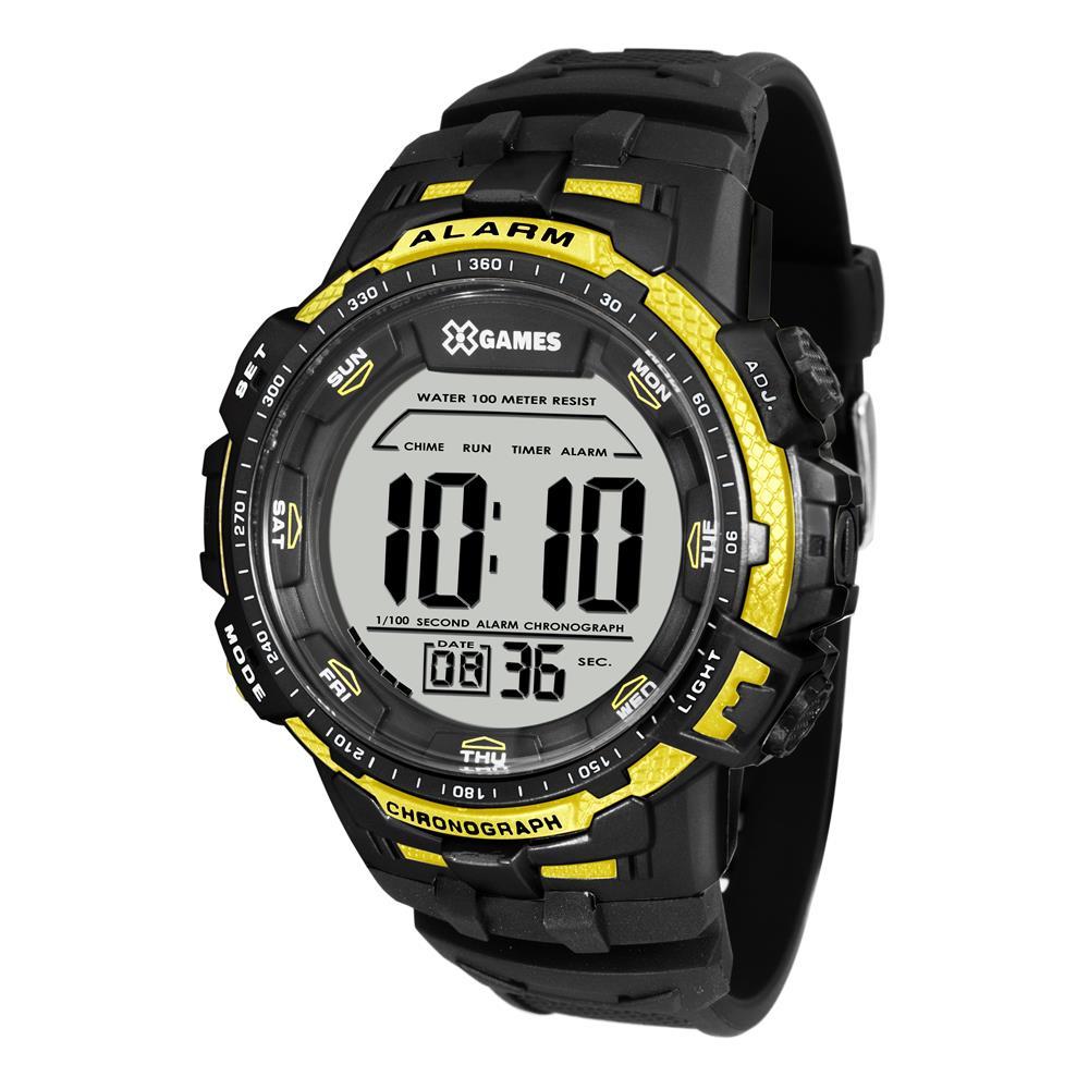 e2b7a973b2d31 Relógio X Games Masculino Ref  Xmppd428 Bxpx Esportivo Digital