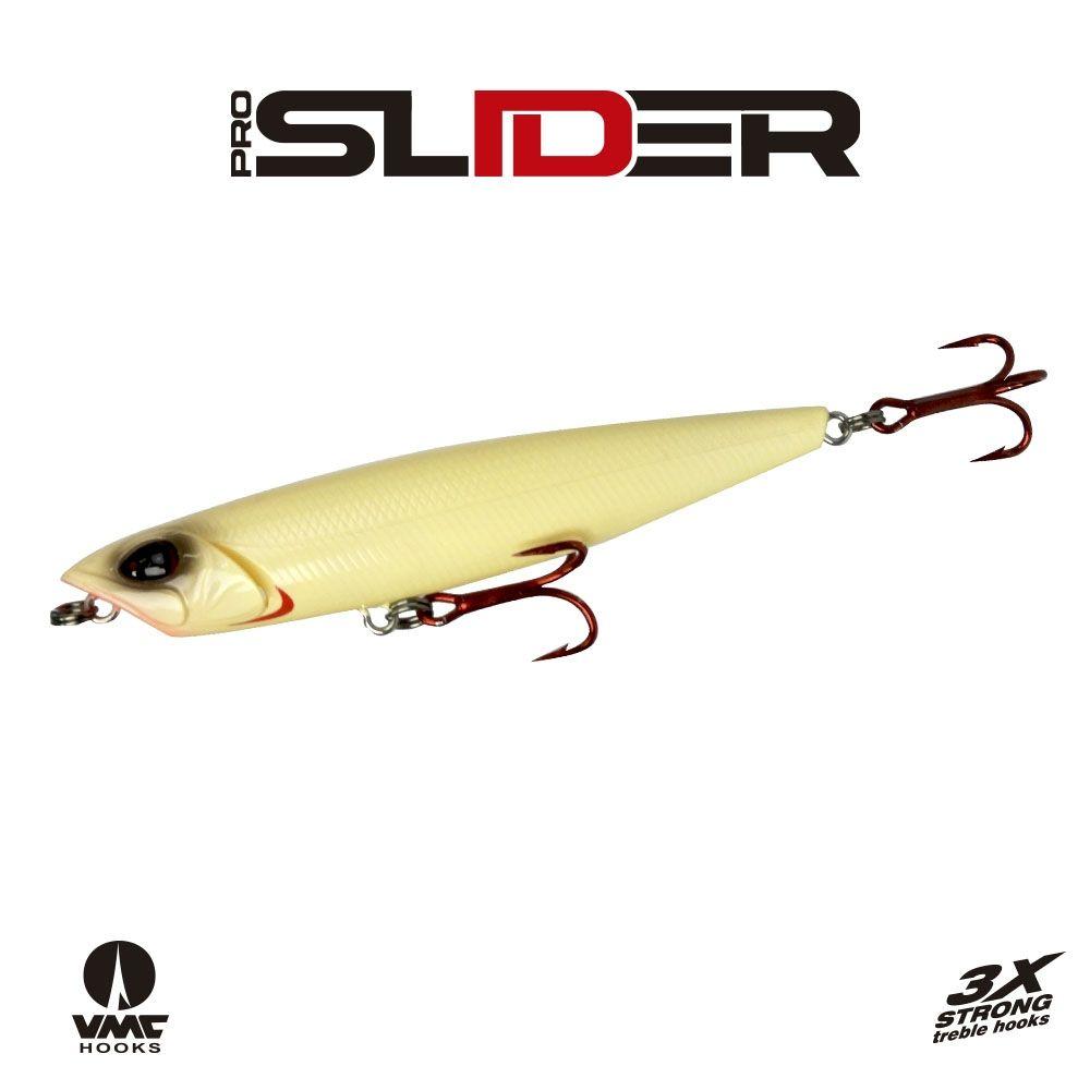 Isca Artificial Marine Sports - Pro Slider 115 - 11,5cm 22gr Várias Cores