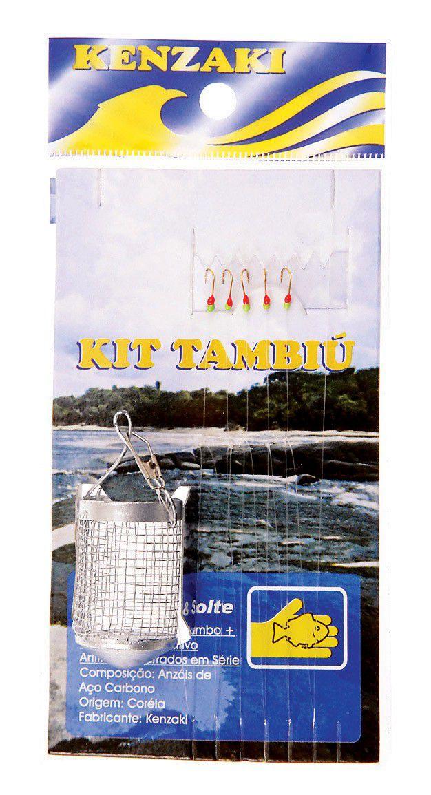 Kit Anzol Kenzaki - Tambiú