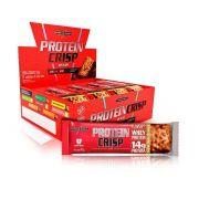Protein Crisp Bar 12 Unidades 45g - Integralmedica Validade Maio 2019