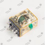 RELE 2 PDT 24VDC(BASE 333Q0000 - 333Q0001095