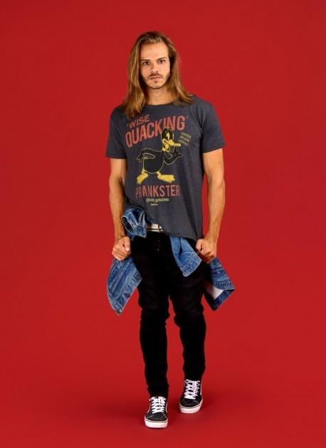 Camiseta Premium Masculina Patolino Prankster