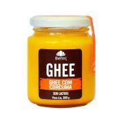 Manteiga GHEE com Cúrcuma 200g - Benni