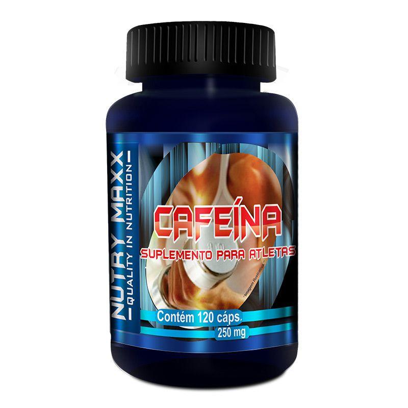 Cafeína - 120 cáps. - 250mg - Melcoprol