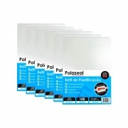 Polaseal CPF 1500un Plástico para  Plastificação 0,07 175mic