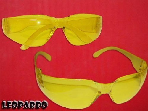 99f7c479046c7 Oculos Proteção Kalipso Leopardo Amarelo - BugShop