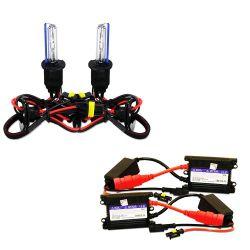 Kit Xenon Lâmpada H3 Modelo 8000k