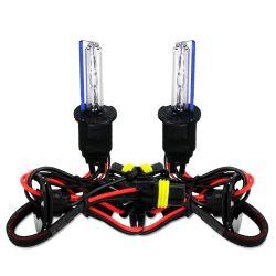 Par Lâmpada Xenon H3 8000k Para Reposição S/ Reator