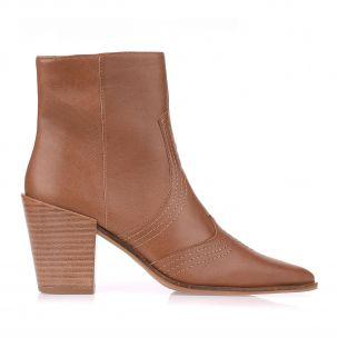 Bota Ankle New Western Cowgirl