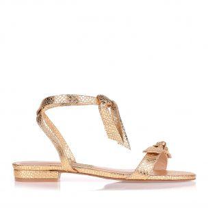 Flat Metal Piton Ouro