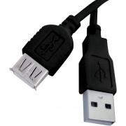 Cabo USB 2.0 AM X BM 2MTS.