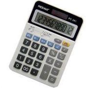 Calculadora de Mesa 12DIGITOS MOD.PC241 BAT/SOLAR