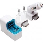 Carregador Celular de Parede Veicular 12V C/02 USB