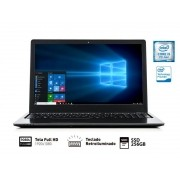 Notebook Vaio VJF155F11X-B0911B FIT 15S I5-7200U 8GB 256GB SSD 15.6 FHD W10 SL