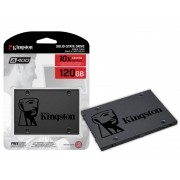 SSD SATA Desktop Notebook Kingston SA400S37/120G A400 120GB 2.5 SATA III 6GB/S