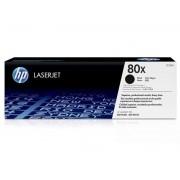 Toner Laserjet Mono HP Suprimentos CF280XB HP 80X Preto M401N / M401DN / M401DW / M425DN