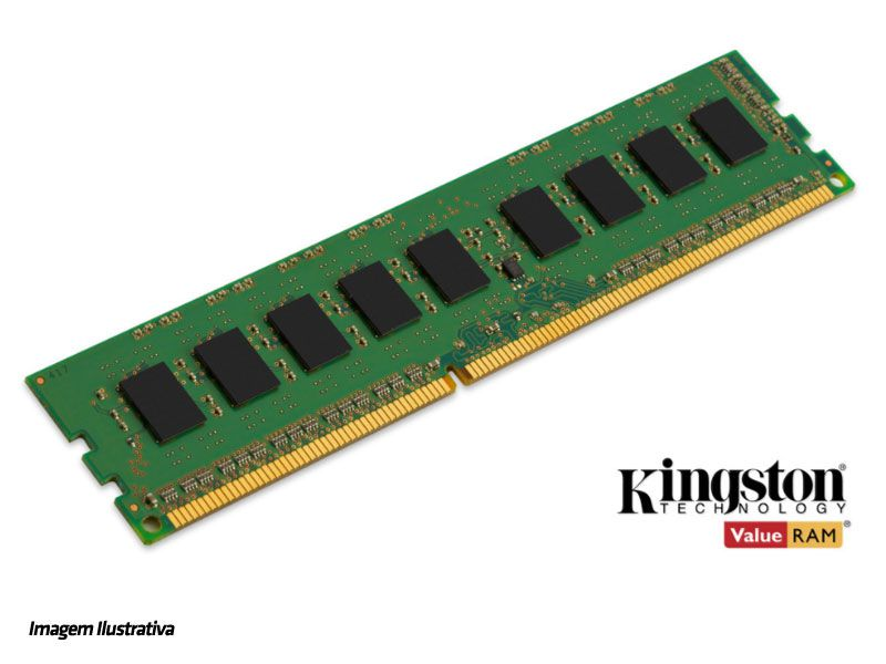 Memoria DESK ACER DELL HP Lenovo Kingston KCP313ND8/8 8GB DDR3 1333MHZ DIMM 1.5V