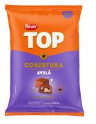 Cobertura Gotas Chocolate com Avelã 1,050Kg Harald Top