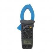 Alicate Teste Amperimetro Minipa Digital Et-3200b