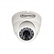 Camera Segurimax Dome 1.0mp 2.8mm 20m