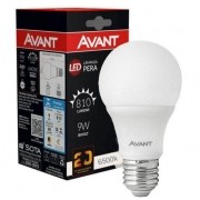 Lamp.Led A60 Avant E-27 9w Biv. ***6500k