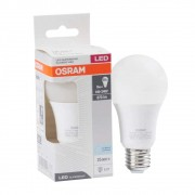 Lamp.Led A60 Osram E-27 9w Biv.