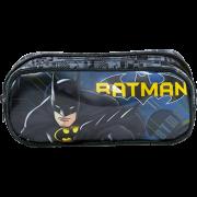 Estojo Duplo Batman Dark Light - 7585 - Artigo Escolar