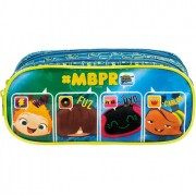 Estojo Duplo MBPR - Rock&Fun - 8895 - Artigo Escolar