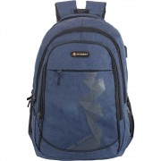 Mochila Lap Top Over Route - azul - 77184.6