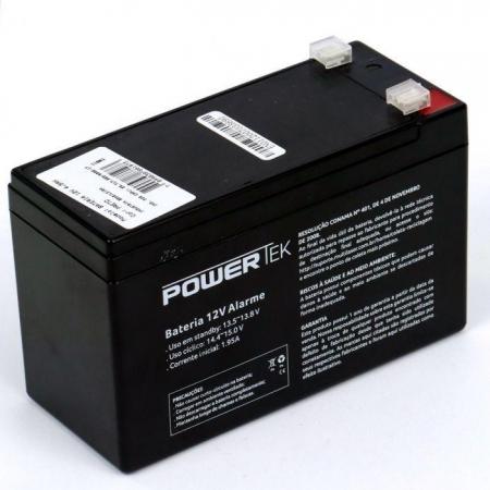 BATERIA ALARME 12V POWERTEK GIGA 2A - EN011